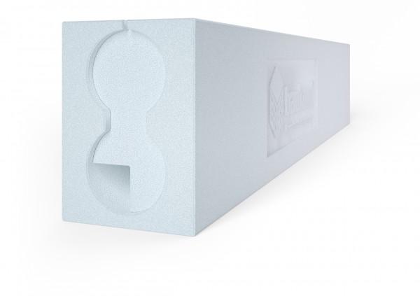 EPS-Montagequader Universal 120x160x1000mm Steckdosen