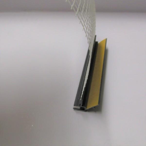 anputzleiste anthrazit schwarz ral 7016 flexibel