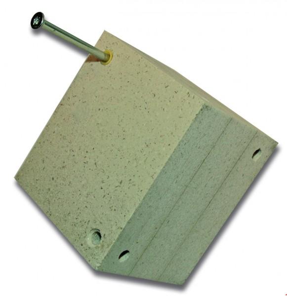 Montage-Element Universal-Montageplatte für 100,120 od. 140mm