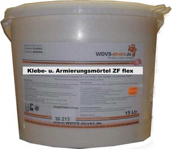 Klebe- u. Armierungsmörtel ZF flex á 25 kg