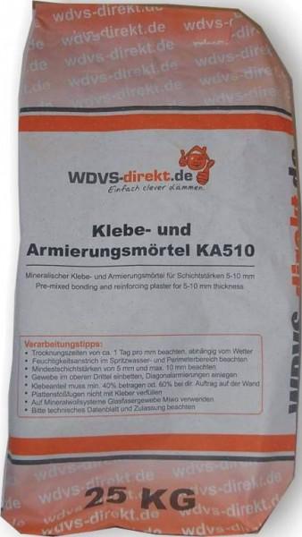 Klebe- u. Armierungsmörtel KA leicht -MW- á 20 kg