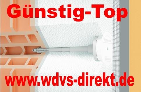 Dübel Premium versenkbar inkl. EPS-Rondelle